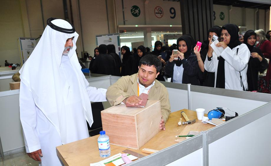 Emirates Skills National Competition 2014
